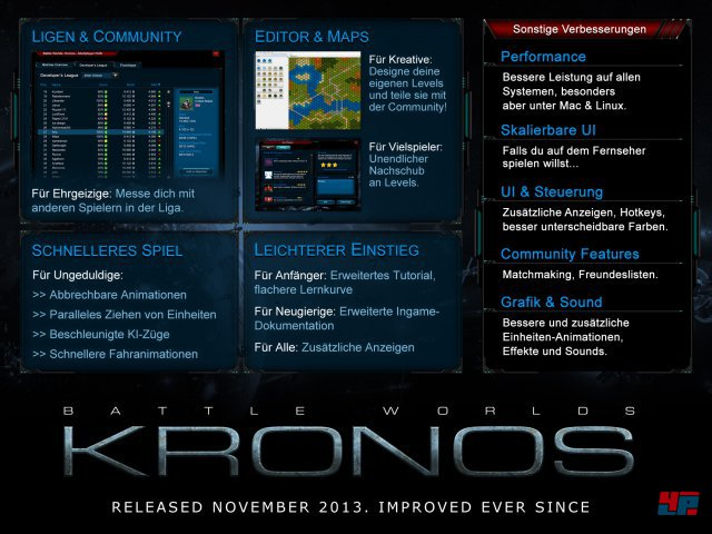 Screenshot - Battle Worlds: Kronos (PC)