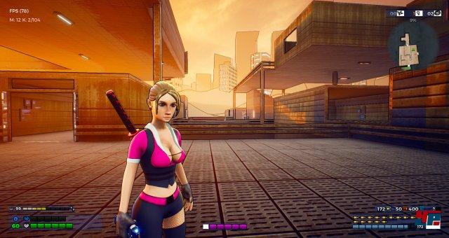 Screenshot - Dimension Drifter (PC)