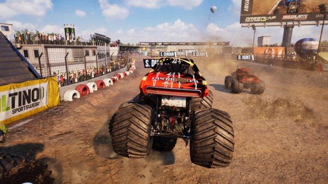 Screenshot - Monster Truck Championship (PlayStation5, XboxSeriesX)