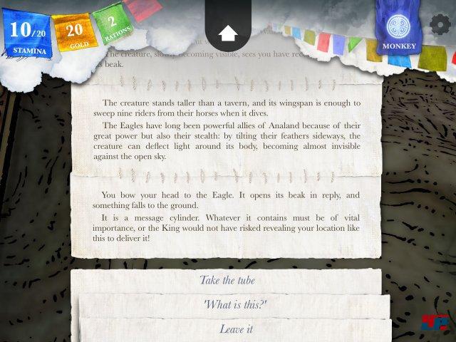 Screenshot - Sorcery! - Teil 3 (iPad) 92503534