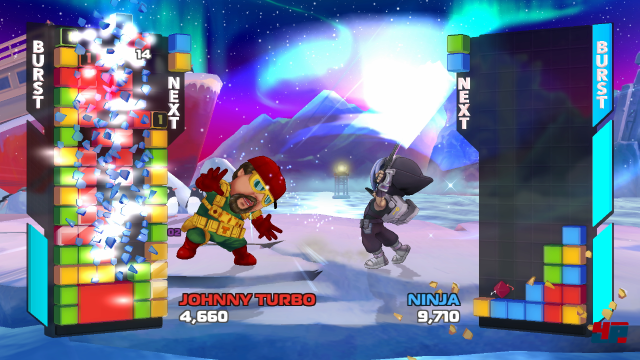 Screenshot - Crystal Crisis (Switch)