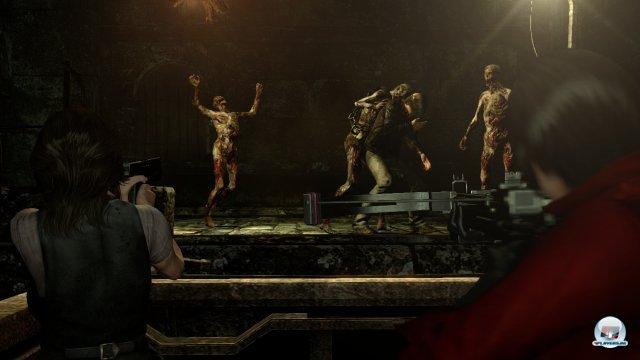 Screenshot - Resident Evil 6 (360) 2380517