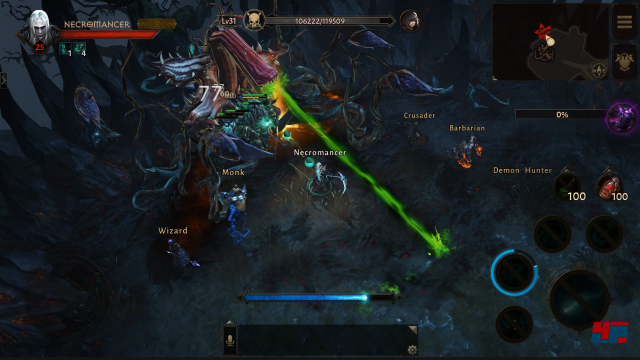 Screenshot - Diablo Immortal (Android) 92576692