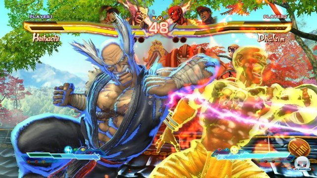 Screenshot - Street Fighter X Tekken (360) 2305052