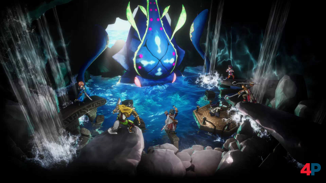 Screenshot - Eiyuden Chronicle: Hundred Heroes (PC)