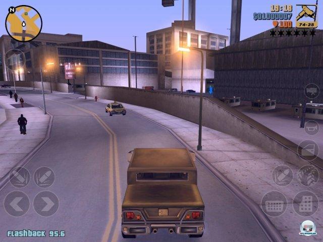 Screenshot - Grand Theft Auto III (iPad) 2299462
