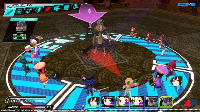 Screenshot - Conception Plus: Maidens of the Twelve Stars (PC)