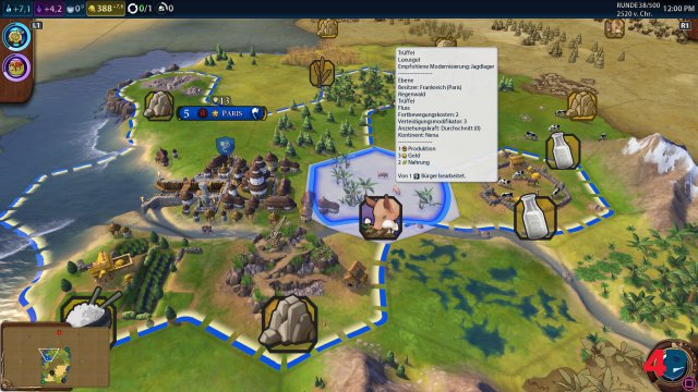 Screenshot - Civilization 6 (PS4) 92600763