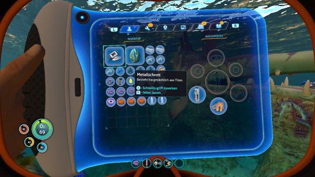 Screenshot - Subnautica (Switch)