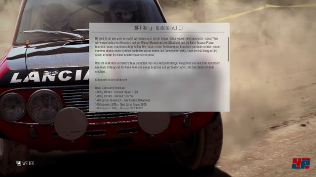 Screenshot - DiRT Rally (PC)