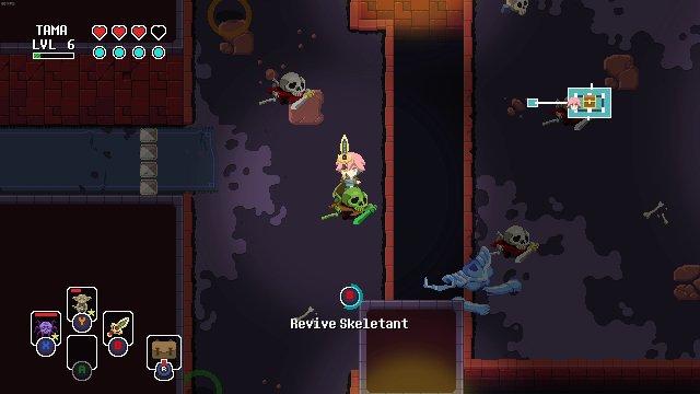 Screenshot - Sword of the Necromancer (PC) 92635545