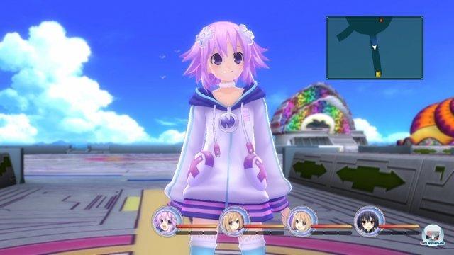 Screenshot - Hyperdimension Neptunia MK2 (PlayStation3)