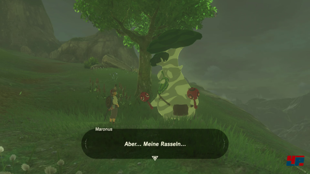 Screenshot - The Legend of Zelda: Breath of the Wild (Switch) 92541323