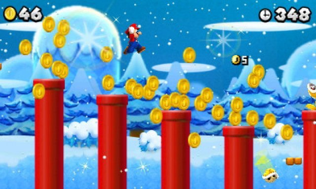 Screenshot - New Super Mario Bros. 2 (3DS) 2370577