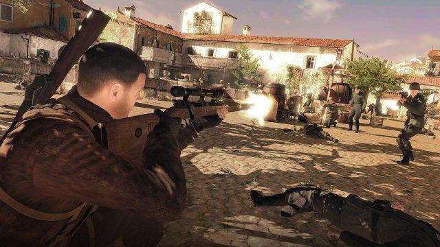 Screenshot - Sniper Elite 4 (Switch) 92629328