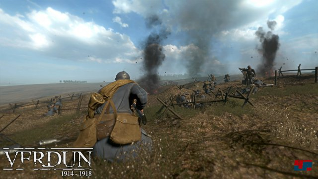 Screenshot - Verdun (PS4)