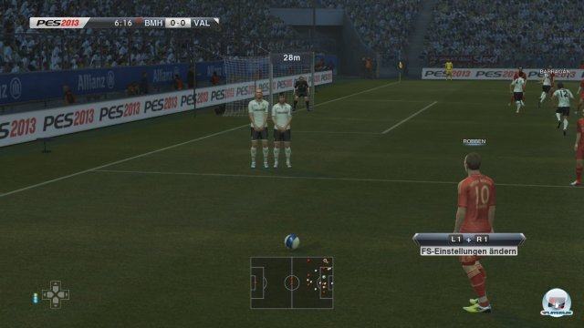 Screenshot - Pro Evolution Soccer 2013 (PlayStation3)