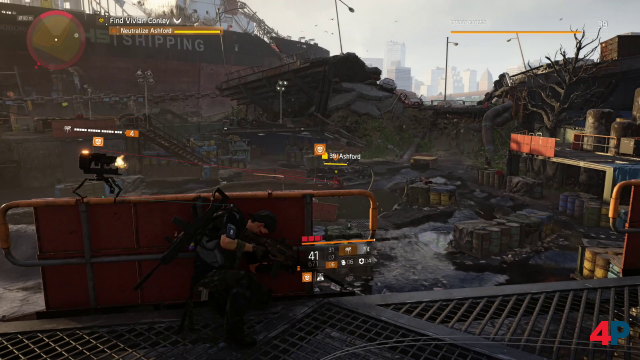 Screenshot - The Division 2: Die Warlords von New York (PS4) 92608265
