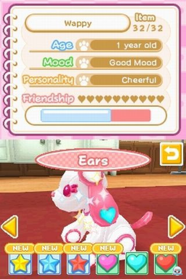 Screenshot - Wappy Dog (NDS) 2254187