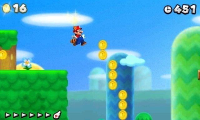 Screenshot - New Super Mario Bros. 2 (3DS) 2373622
