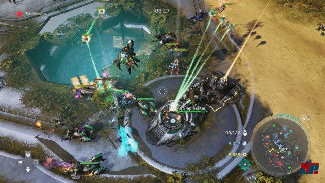 Screenshot - Halo Wars 2: Der Albtraum erwacht (PC) 92555547