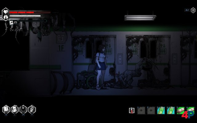 Screenshot - The Coma 2: Vicious Sisters (PC) 92613102