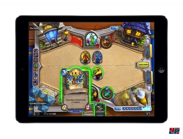 Screenshot - Hearthstone: Heroes of Warcraft (iPad) 92480793