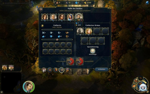 Screenshot - Might & Magic Heroes VI (PC) 2277747
