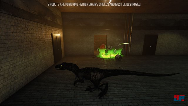 Screenshot - In Case of Emergency, Release Raptor (PC)