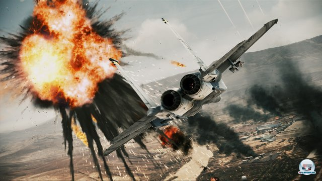 Screenshot - Ace Combat: Assault Horizon (360) 2265347
