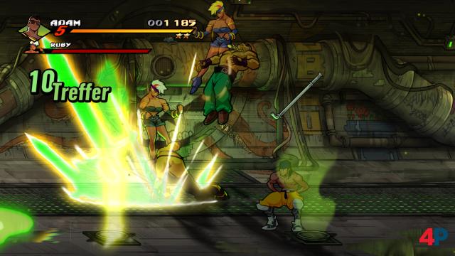 Screenshot - Streets of Rage 4 (PS4) 92612038