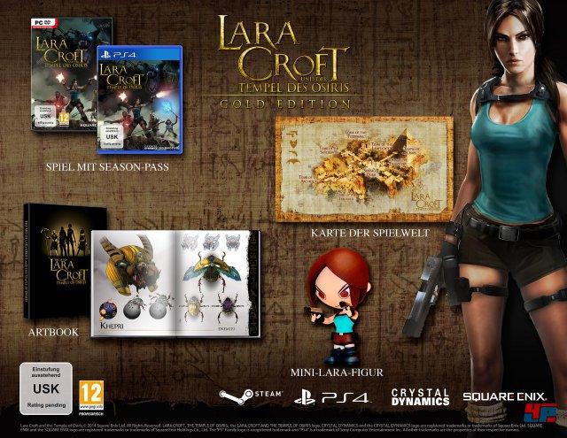 Screenshot - Lara Croft and the Temple of Osiris (PC) 92487669