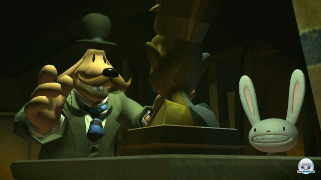 Screenshot - Sam & Max: Im Theater des Teufels (PC) 2269467