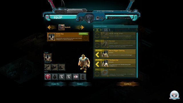 Screenshot - Shadowrun Returns (PC) 92465740