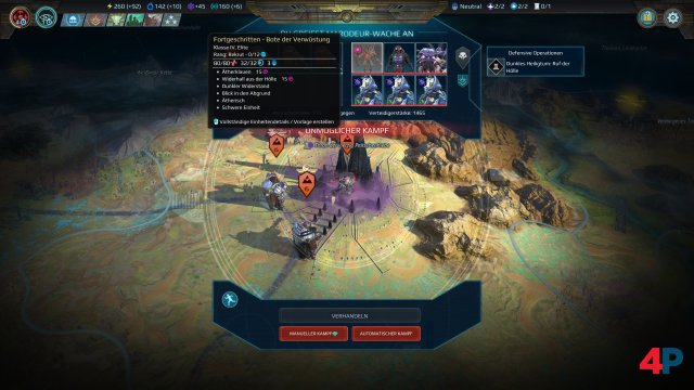 Screenshot - Age of Wonders: Planetfall (PC) 92593914
