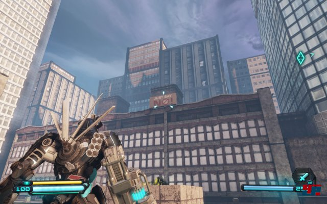 Screenshot - Transformers: The Dark Spark (360)