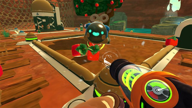 Screenshot - Slime Rancher (Switch)