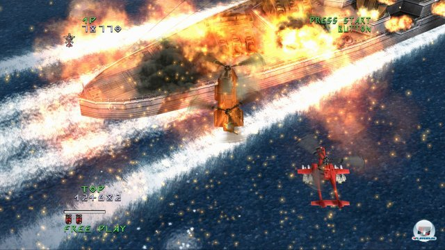 Screenshot - Under Defeat HD - Deluxe Edition (360) 2393917