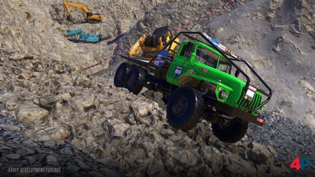 Screenshot - Heavy Duty Challenge (PC)