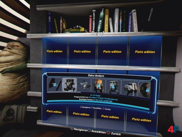 Screenshot - Star Wars Pinball VR (PlayStationVR) 92640882