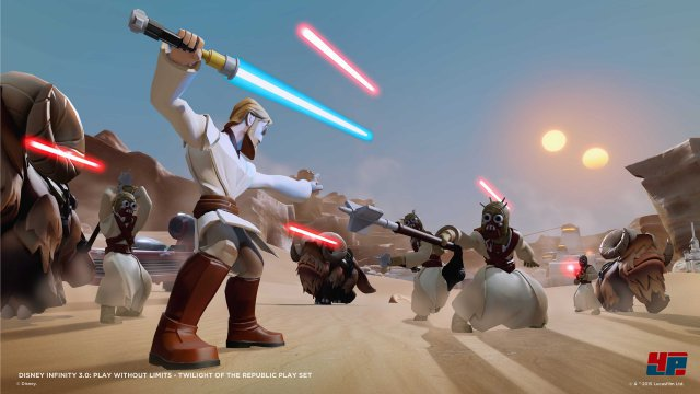 Screenshot - Disney Infinity 3.0: Play Without Limits (360) 92505425