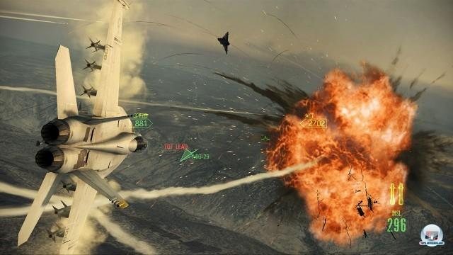 Screenshot - Ace Combat: Assault Horizon (360) 2248927