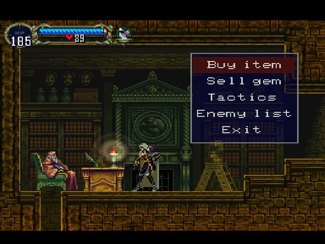Screenshot - Castlevania: Symphony of the Night (PS) 92590748