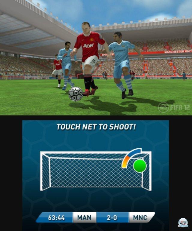 Screenshot - FIFA 12 (3DS) 2271752