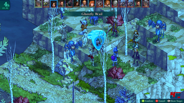 Screenshot - Fell Seal: Arbiter's Mark  (PC)