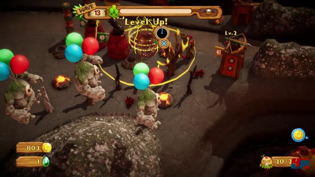 Screenshot - PixelJunk Monsters 2 (PS4)