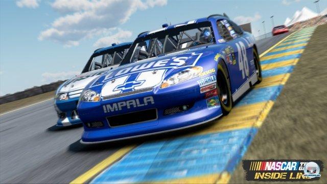 Screenshot - NASCAR The Game: Inside Line (360) 92418542