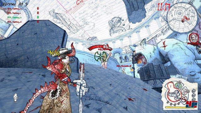 Screenshot - Drawn to Death (PS4) 92544163
