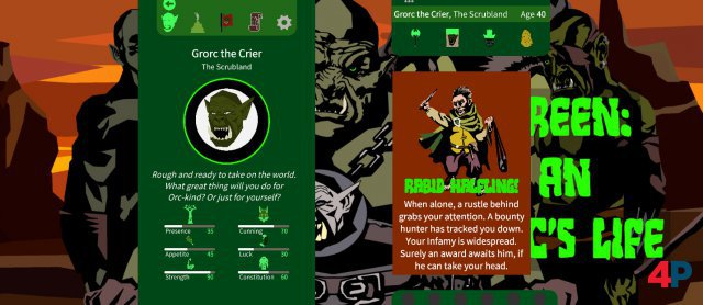 Screenshot - Green: An Orc's Life (PC) 92607737