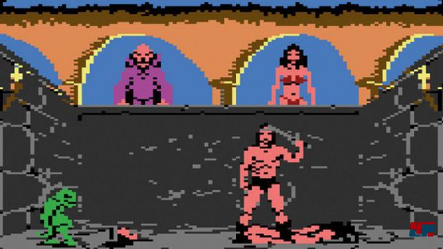 Screenshot - Barbarian: The Ultimate Warrior (Spielkultur) 92488934